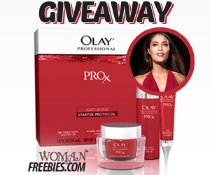 Enter to Win the Olay Pro-X Kit Intensive Firming Treatment Kit!