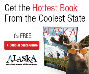 FREE State of Alaska Vacation Planner & Travel Guide! {Great Coffee Table Book!}