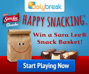 Sara Lee Happy Snacking Challenge
