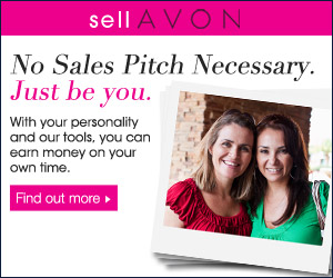 11084 avon 300X250 Grow Your Own Business With a Little Help From AVON!