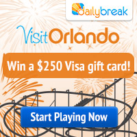 Enter to Win $250 For Answering Trivia Questions About Visiting Orlando!