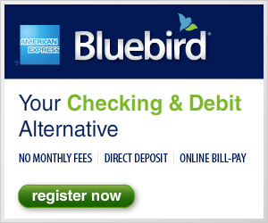 11310 BlueBirdAmex2 FREE Bluebird Amex Card (NO Credit Checks!) Perfect for Freebies!