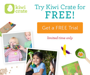 11977 Kiwi FreeTrial 300x250 *HOT* My Jumping Frogs Log Launcher Craft and Game Only $3.95 Shipped + FREE Magazine