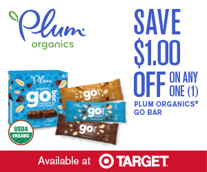 12003 plum bnr 300x250 Plum Organic Coupon   Nice Deal At Target