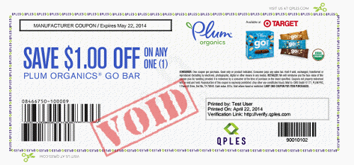 graphic relating to Plum Organics Printable Coupons called Contemporary $1 off Plum Organics Move Bar printable coupon - Frugal