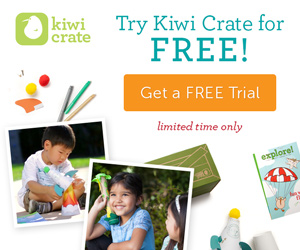 Try Kiwi Crate for Free