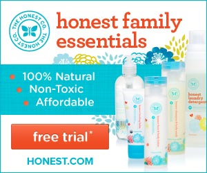 FREE Honest Co Products | Just Pay $5.95 Shipping!