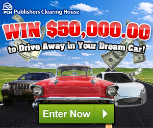 Enter to win $50,000 to drive away in your dream car! Good luck!