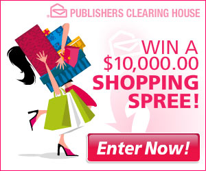 Win a FREE Shopping Spree