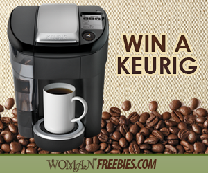 Enter to Win a Keurig Coffee Brewer!