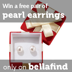 Win a FREE Pair of Pearl Earrings!