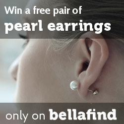 60 Free Bellafind Points & Pearl Earring Draw