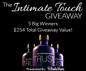 Intimate Touch Giveaway