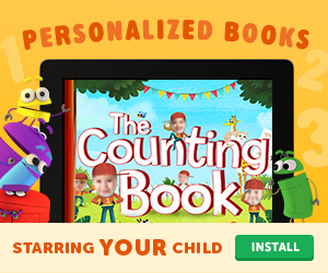 FREE Starring You Books iPad App | Make Fun Personalized Story Books!
