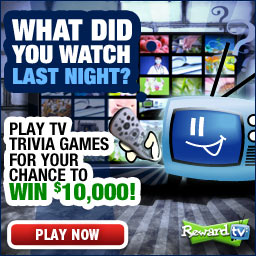 What Did You Watch Last Night? | Play Trivia for Cash and Prizes!
