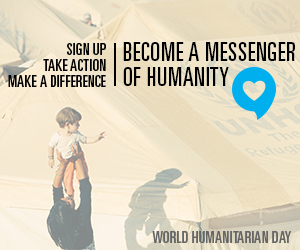 Celebrate Humanitarian Heroes on World Humanitarian Day