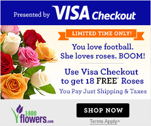 *LAST CHANCE* 18 FREE Roses From 1800Flowers.com!!