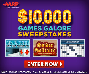 You Could Win $10,000! Enter the Games Galore Sweepstakes Now