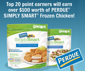 Perdue Crew Chicken Giveaway & Free Rewards