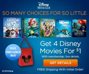 FREE Lunch Tote from Disney