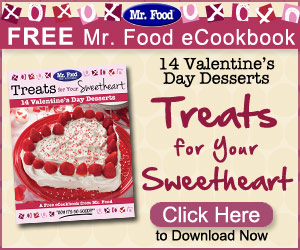 FREE Valentine's Day Recipes
