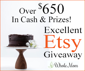 3rd Annual $650 Excellent Etsy Giveaway US/CAN Ends 6/7