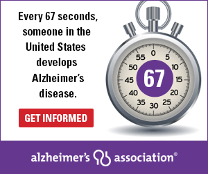 Alzheimer's Association Newsletter Signup