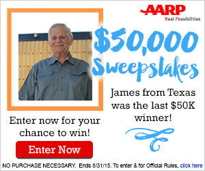 AARP Retirement Sweepstakes