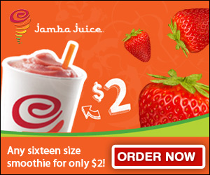 1653 239032 jambajuice 300x250 Jamba Juice Coupon! Any 16 oz Smoothie for just $2!