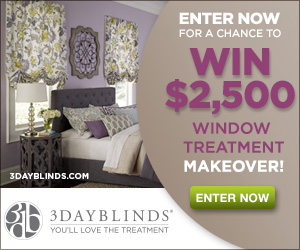 Enter the 3Day Blind Sweepstakes