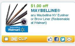 Maybelline Eyeliner coupon