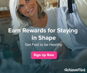 Earn REAL rewards for healthy activities! Join AchieveMint today!