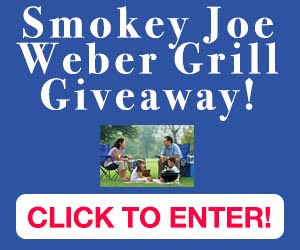 Enter to win a Smokey Grill