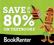 Rent your College Text Books for CHEAP