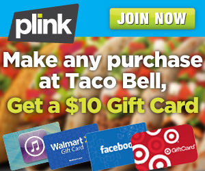 Free $10 Gift Card When You Make ANY Purchase at Taco Bell **Money Maker**