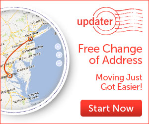 USPS Free Change of Address