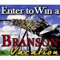 Enter to Win a Branson Vacation