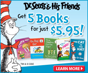 5692 Dr Seuss april (7) Dr. Seuss Book Club Offer Expires Today