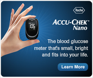 Accu-Chek Nano Meter