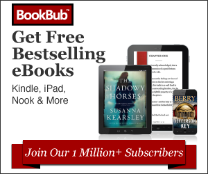 FREE eBooks from Bookbub to promote today's freebie of the day