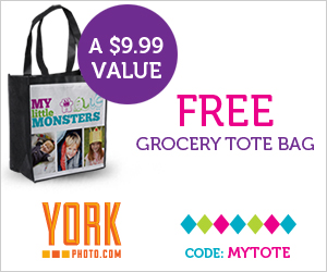 6394 245895 FREE Tote Bag from York Photo!