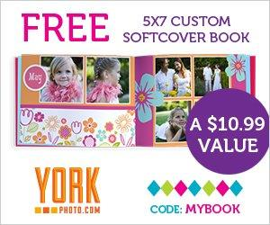 York Photo Book