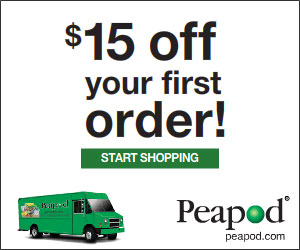 Peapod coupon code