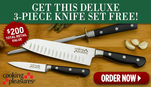 FREE Knife Set