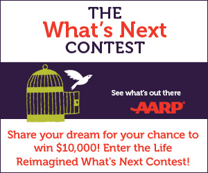 Enter to Win $10,000 or One of 3 $1,000 Prizes