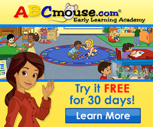 Try ABCMouse Free for 30 days
