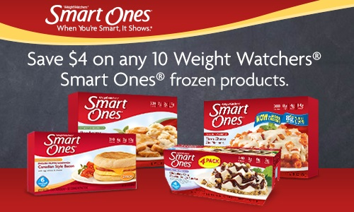 Weight Watchers Smart Ones coupon