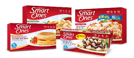 8641 4 Products Cluster 5 2013 $4 Off Weight Watcher Smart Ones!